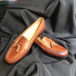 NWOT Cole Haan Pinch Tassel Loafers Men Size 12D
